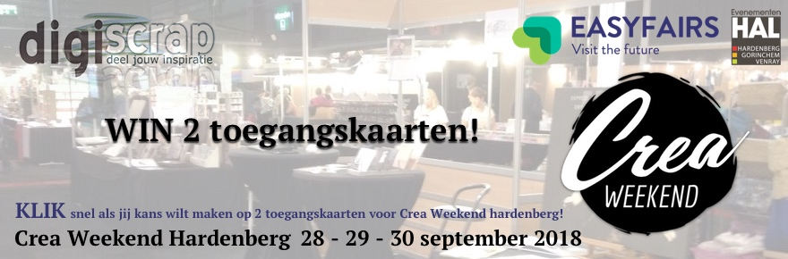 Digiscrap Digitaal scrappen - Crea Weekend Hardenberg