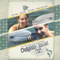 Dolphin love!