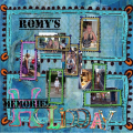 Romy's holiday memories