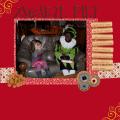 Sinterklaas Melanie's things