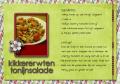 Kikkererwten-tonijnsalade