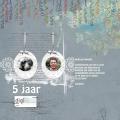 5 jaar digiscrap.nl
