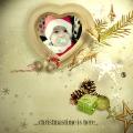 Nog een kerstlayout
