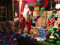 Sinterklaas Etalage Bewonderen