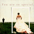"Trouwen ""you are so special"""