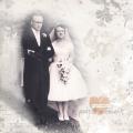 Huwelijk van mijn ouders