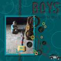 Boys wil be boys