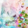 Blooming rainbow