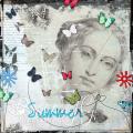 Digidare #396 Sweet summer butterfly