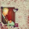 Ik en mijn opa!