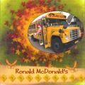 oktober 2016 - Ronald McDonald's mask