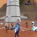 Jason op Mars