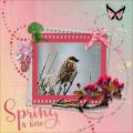 Maart 2017 lo 1 - Spring is here