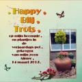 April 2017 - Happy , Blij , Trots ,