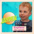 Jayden-explore the world