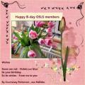 May 2018 Happy B-day OSLS members