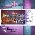 May 2018 Rainy days in Prague