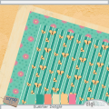 Summer Delight - pattern papers