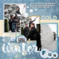 Jan.2019 - Winter fun