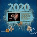 Jan.2020 Beste wensen mask lo