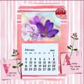 Feb.2020 kalender