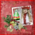 artsy Christmas