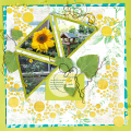 Template Aug 2020 - Sunflowers