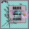 Sept.2020-Be brave...