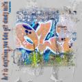 graffiti - september mask challenge