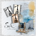 smile - you are on camera