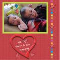 februari challenge Love & Joy