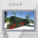 York trein museum