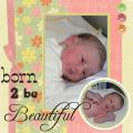 Jelina net geboren