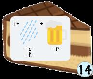 taartje 14